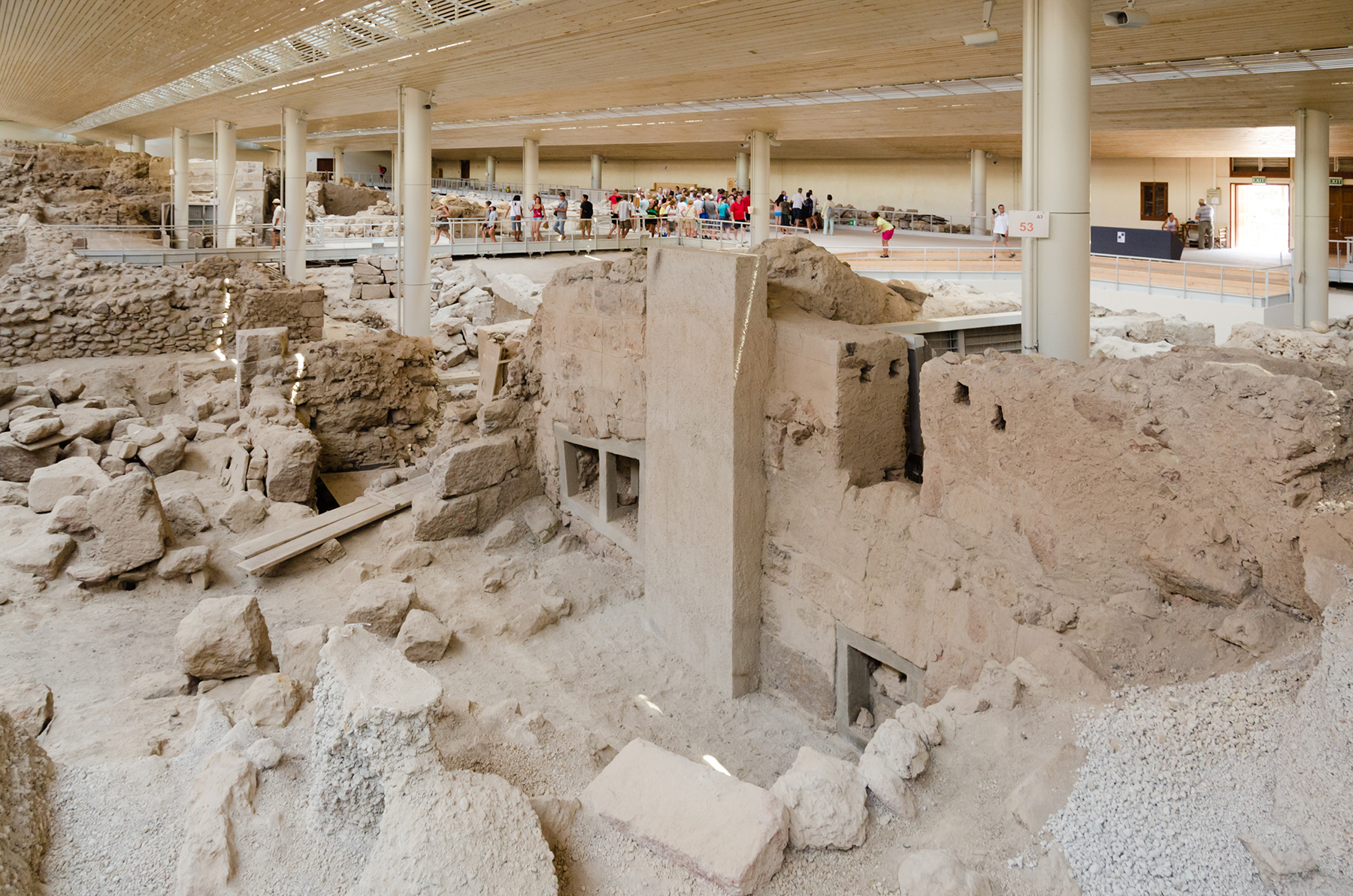 Akrotiri Archaeological Site