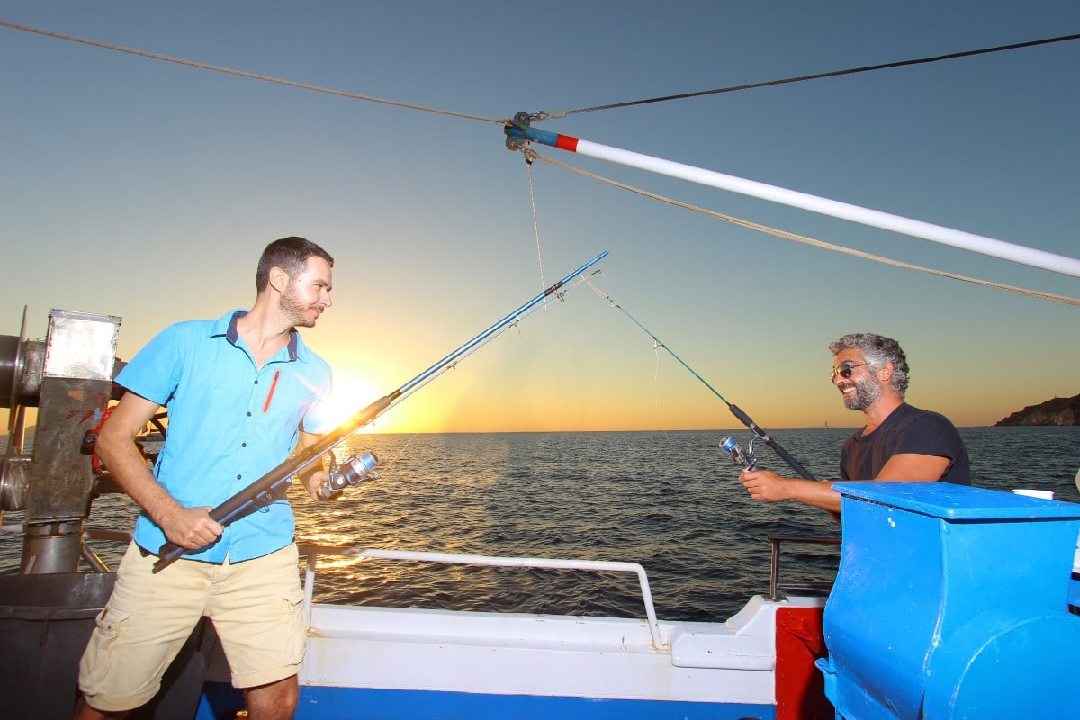 Sunset Fishing Tour